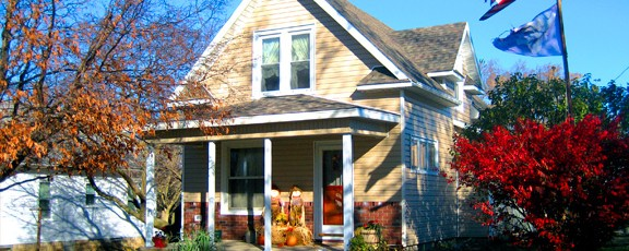 Energy Efficient Siding can help control your energy costs